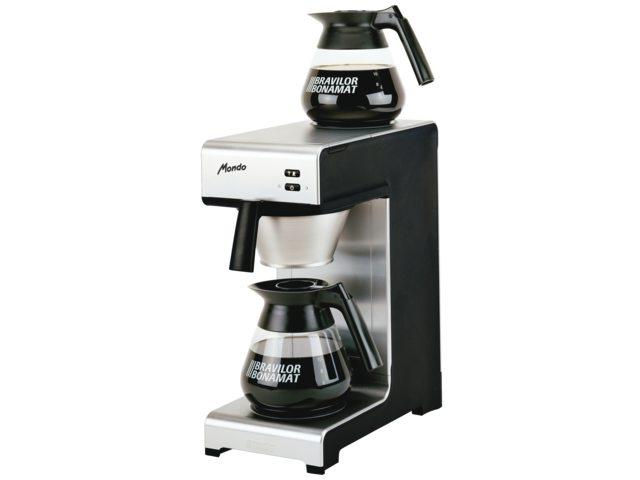Bravilor snel zet koffiemachine terrasstoel biertap bar koelkast