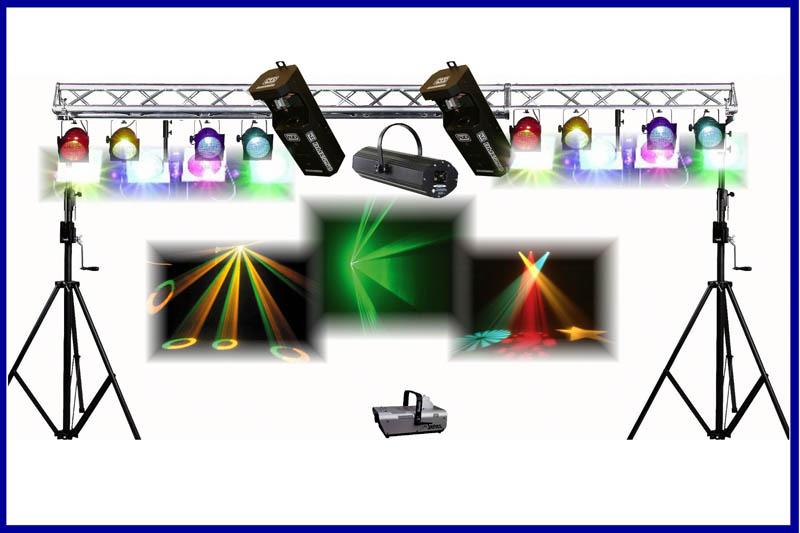 Lichtapparatuur dans verlichting - Evento | Alles voor uw evenement!
