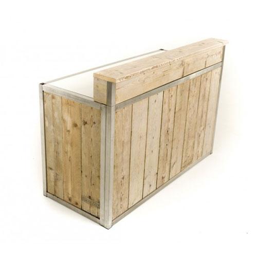 Uitgifte balie steigerhout   Evento   Alles voor uw evenement!
