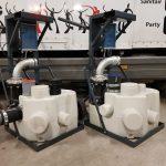 Hydrofoor pomp drukverhoger waterleiding EVENTO