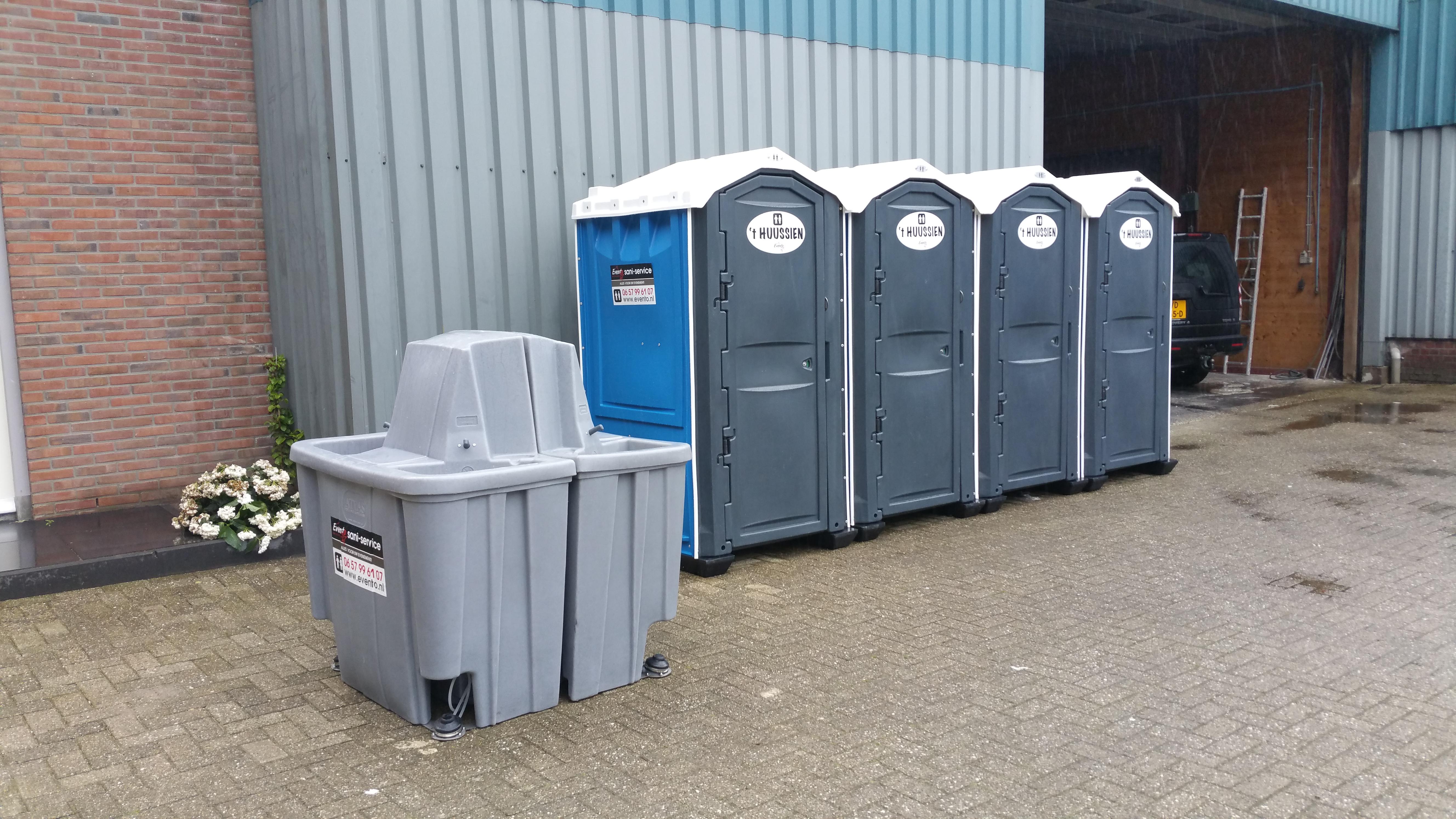 Mobiel Toilet Huren : Handwas unit mobiel evento alles voor uw evenement!