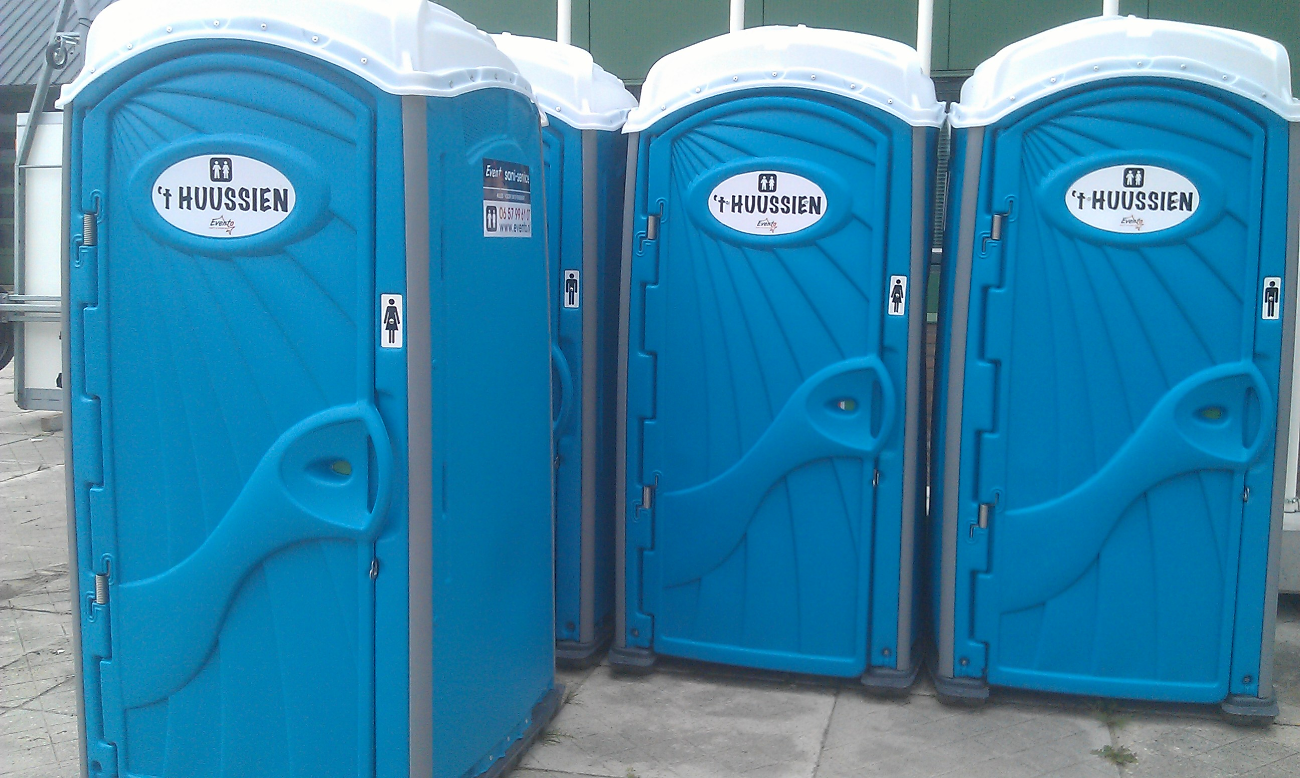 Chemisch Toilet Huren : Afvoerloos toilet als een dixi evento alles voor uw evenement
