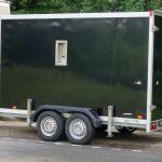 Koelunit koelwagen koelaanhanger huren Evento