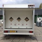 Toilet wc dixi Wagen unit douche plaszuil huren Evento